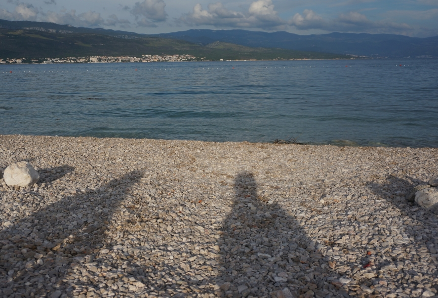 Island of Krk in Croatia