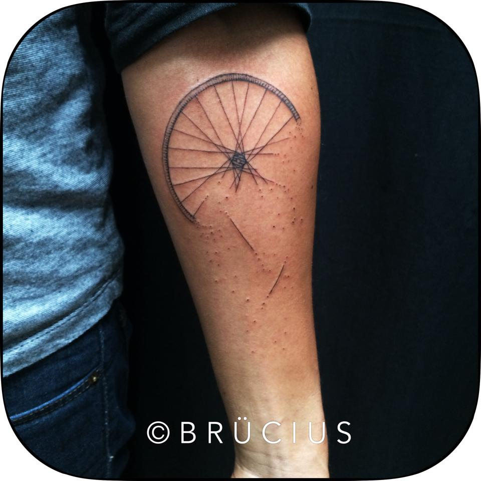 Linework Engraving Etching Woodcut Tattoo by Brucius