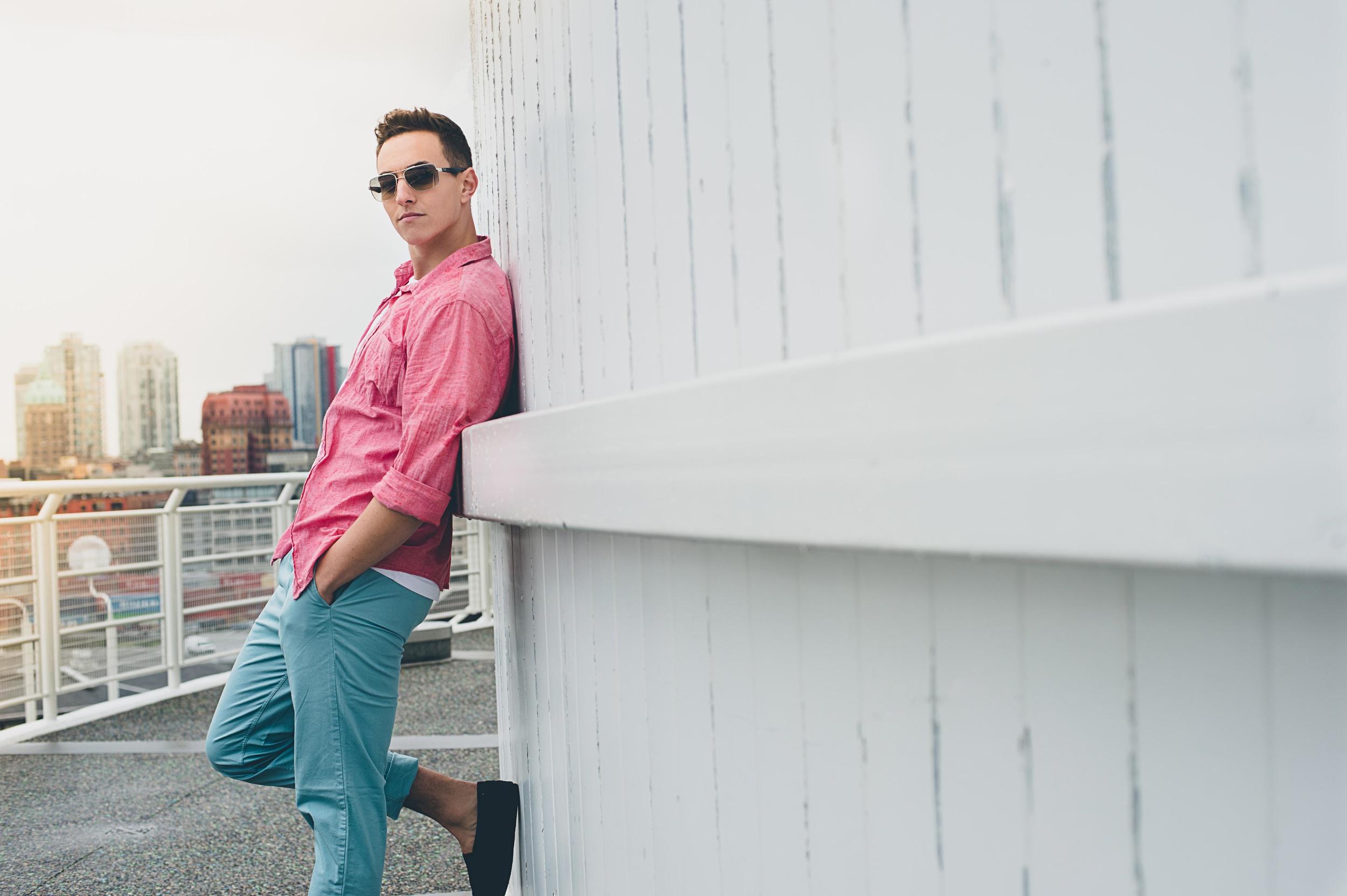 Vancouver Pan Pacific fashion photographer edward lai
