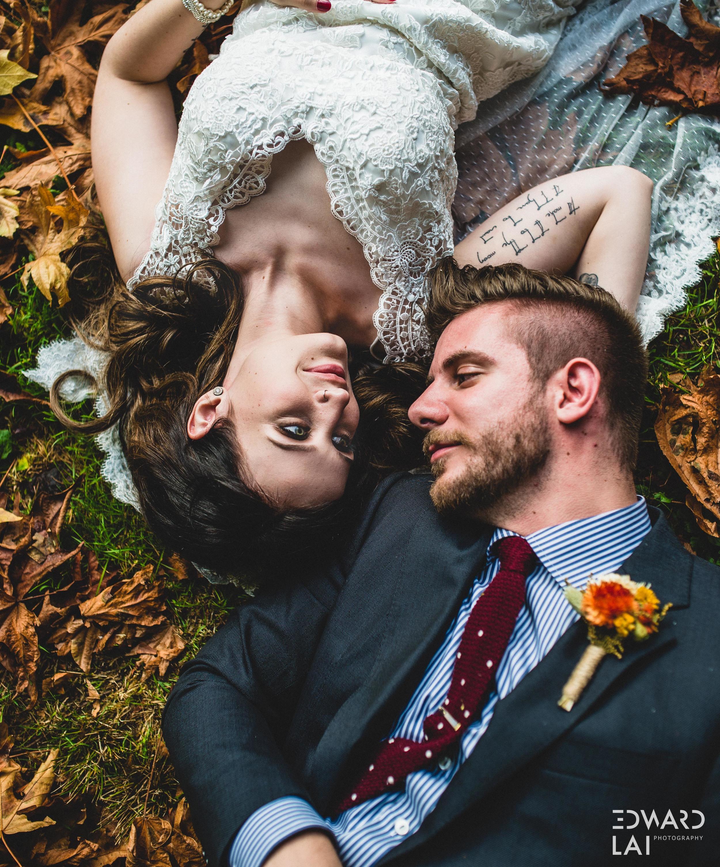 Stanley Park Vancouver Wedding Photographer Edward Lai