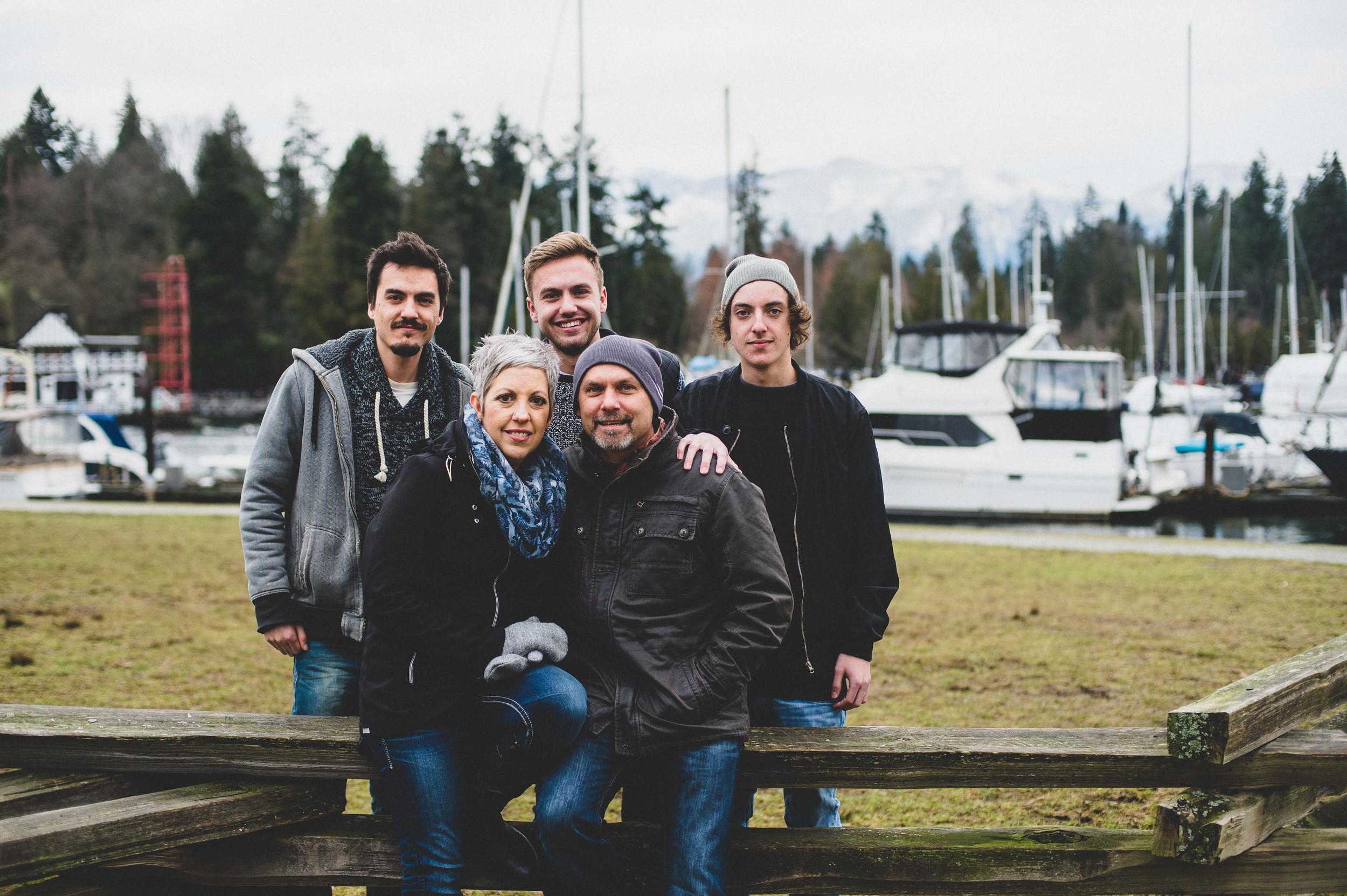 Vancouver Devonion Harbour park family photography edward lai