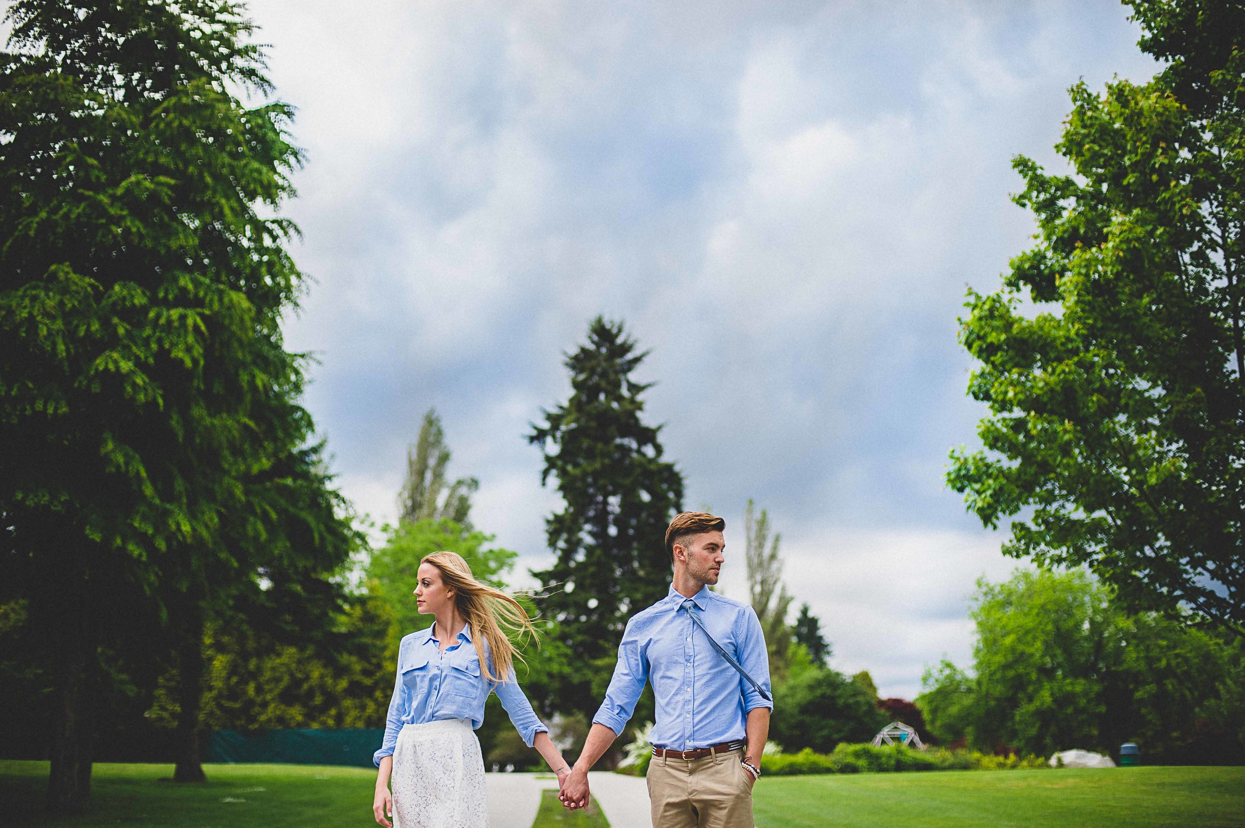 Vancouver deer lake wedding engagement photographer edward lai