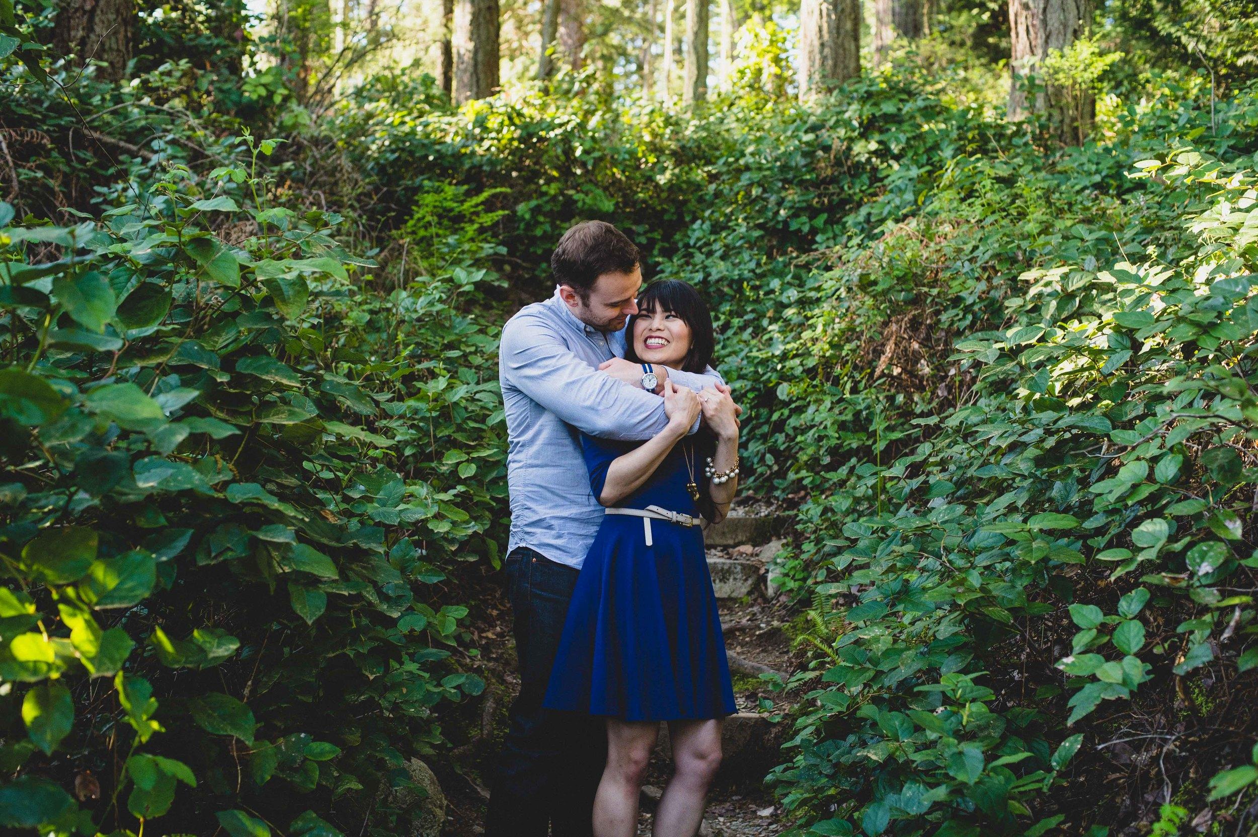 Vaccouver Lighthouse park engagement photography Edward Lai Photography-8.jpg