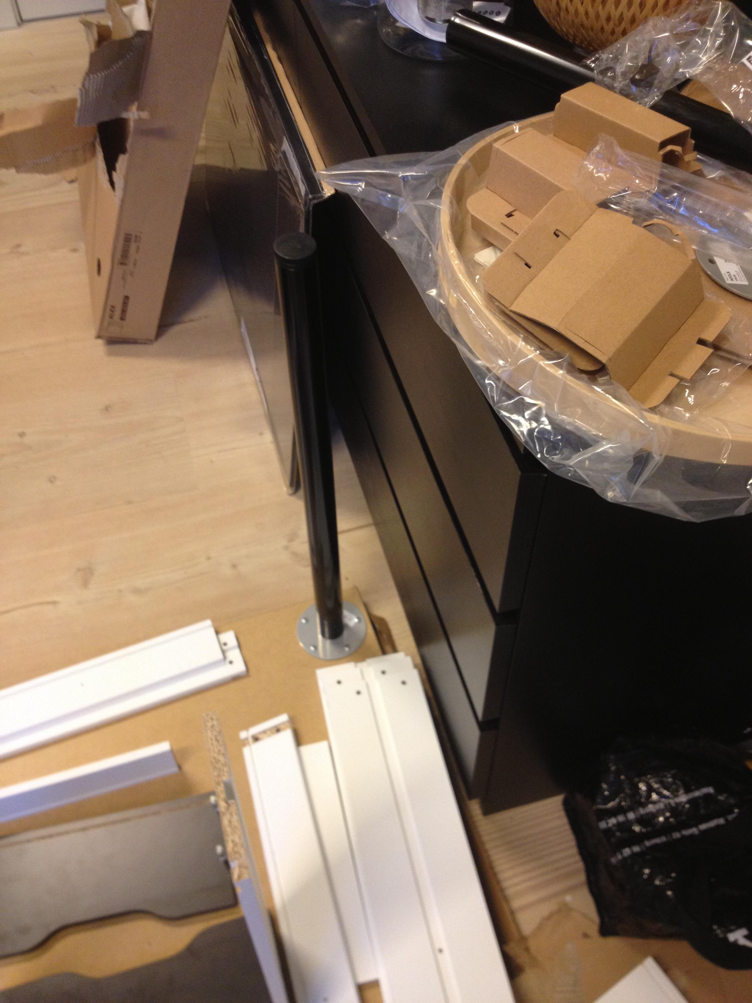 Tak til IKEA og Svenskere - jeg elsker Svenskere!