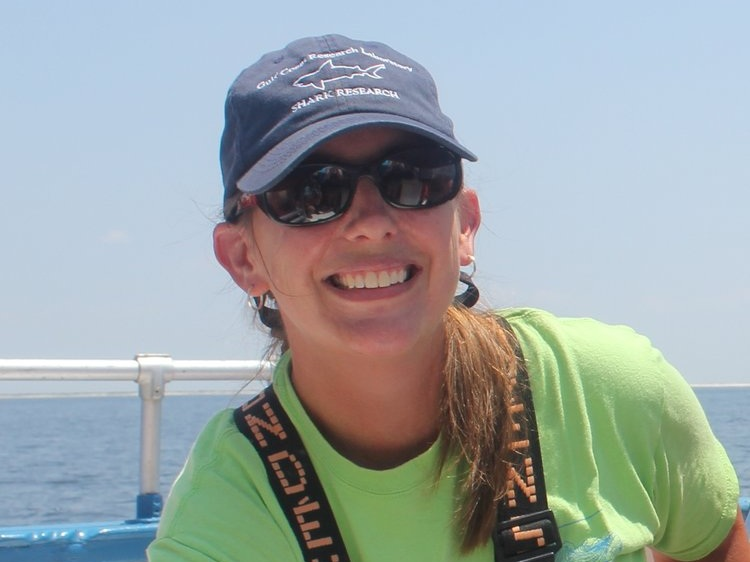 DR. JILL HENDON   Gulf Coast Research Laboratory