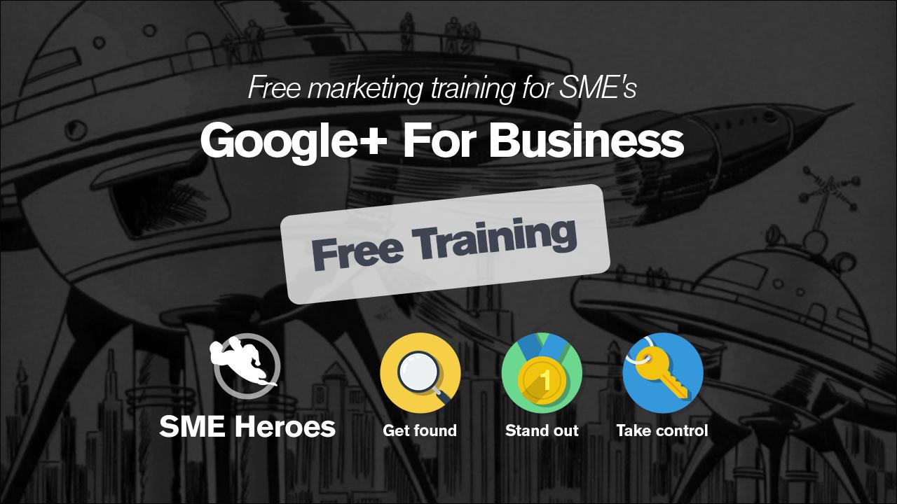 google plus business training