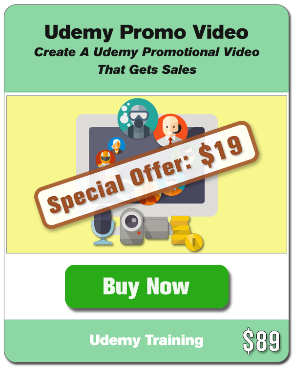 Udemy Promo Video