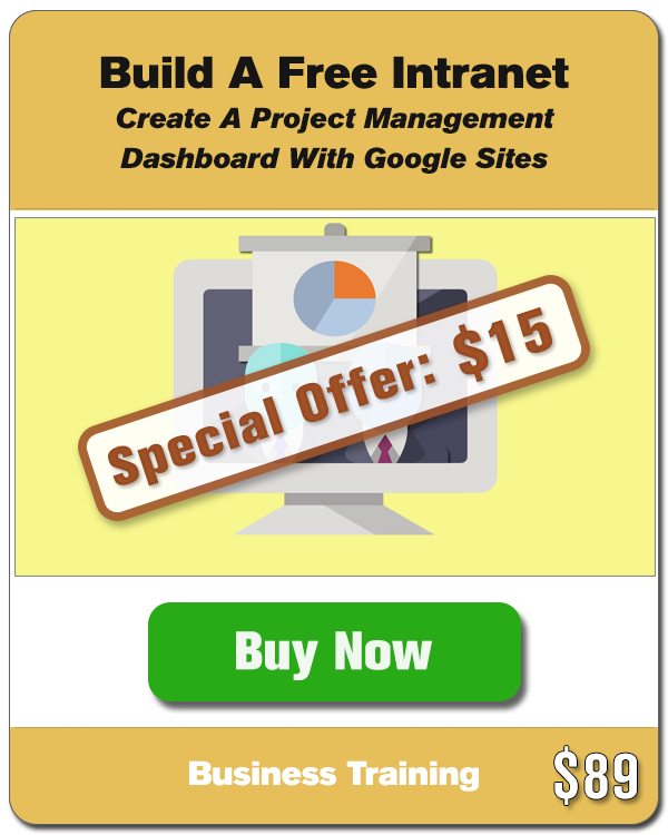 Build A Free Intranet