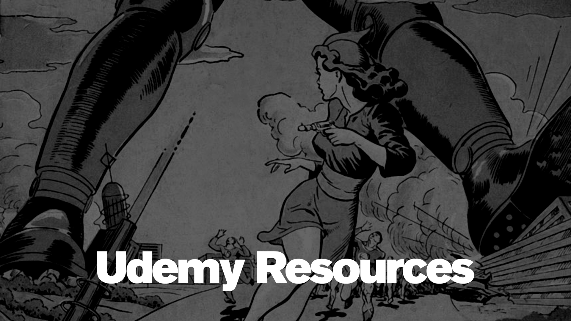 Udemy Free Resources