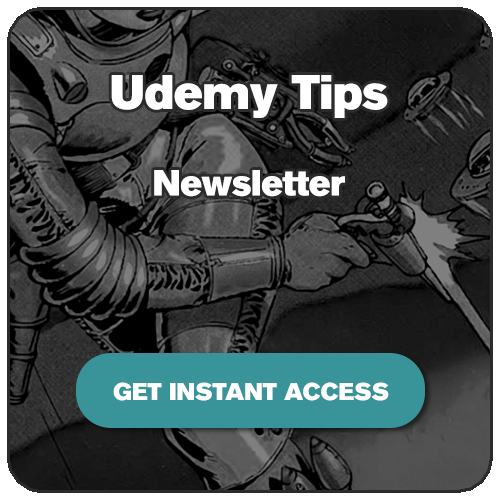 Udemy Tips Newsletter