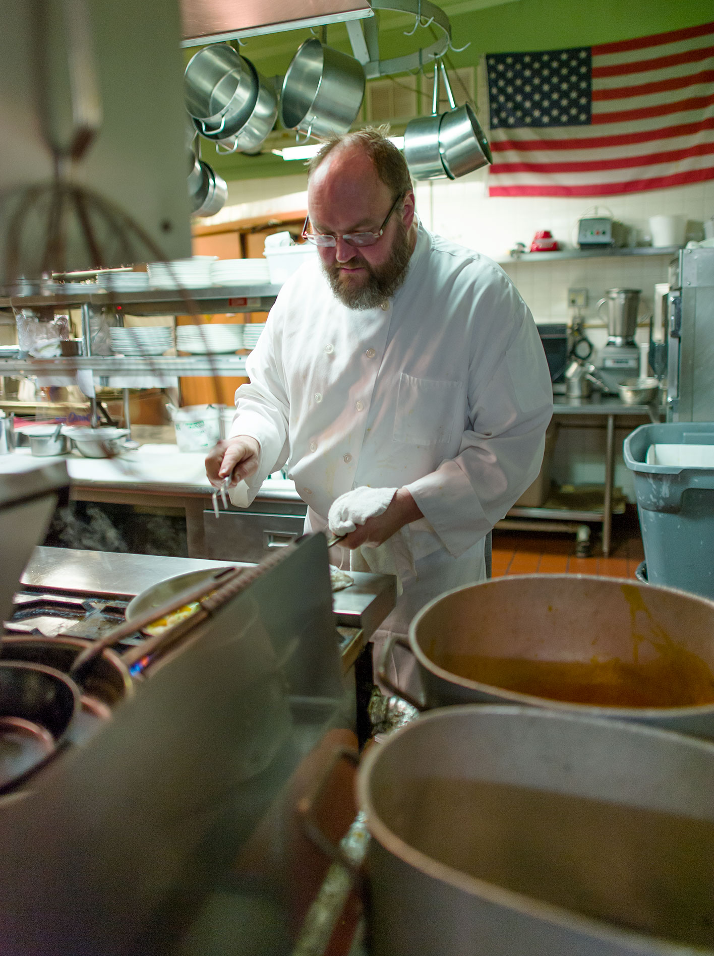 Chef Heiner | Black Forest Inn
