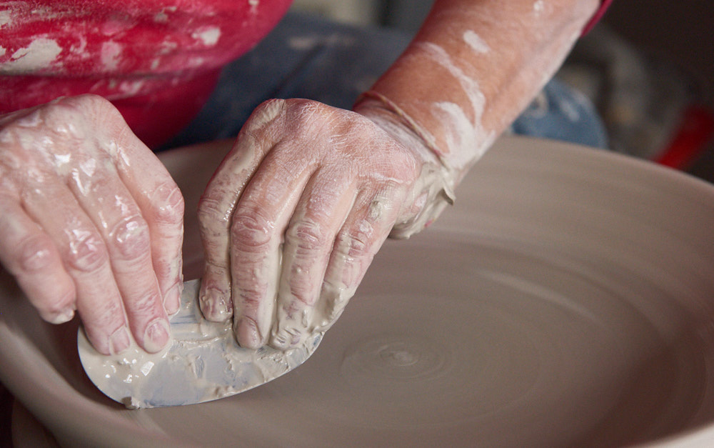 Hands at Work   Amy Roth Photo