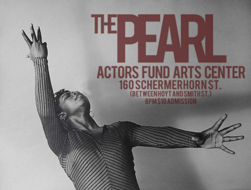 The Pearl is a new mixed media dance concert series, giving choreographers and artists the opportunity to present new work. This quarterly series is designed to bring concert dance to viewers from the most avid to first time theater goers. The Pearl takes a youthful approach—luring New York City audiences by incorporating local talent and a DJ.