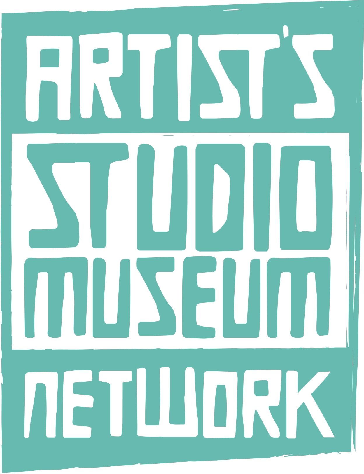 We are proud to be part of the  Artist's Studio Museum Network