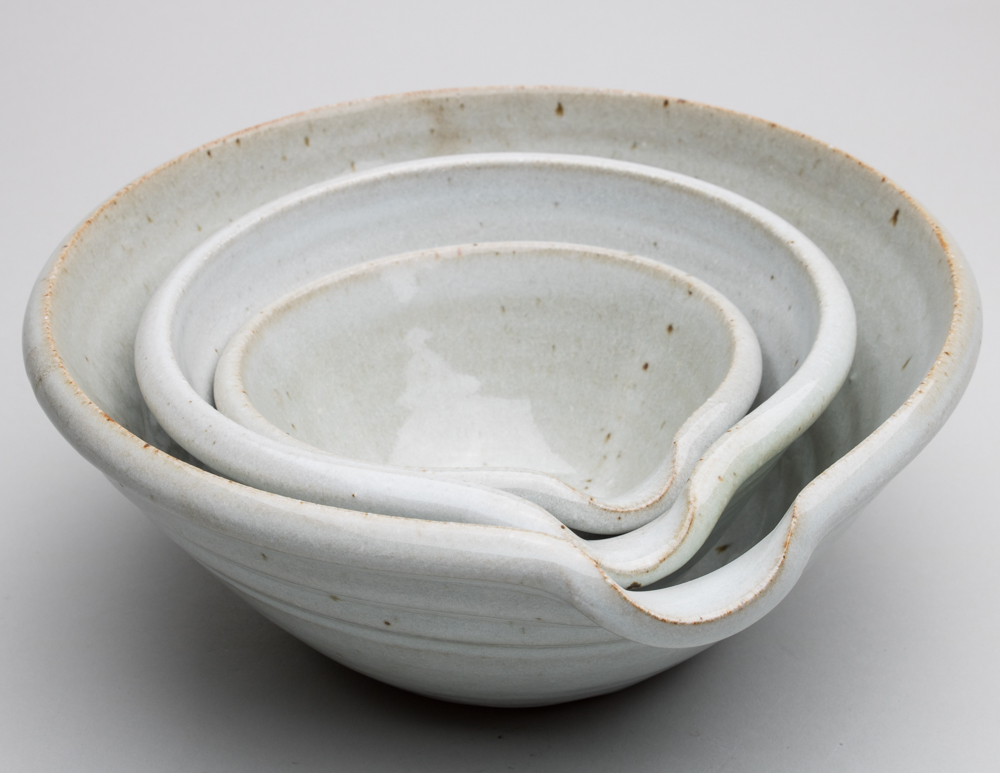 Pouring bowls