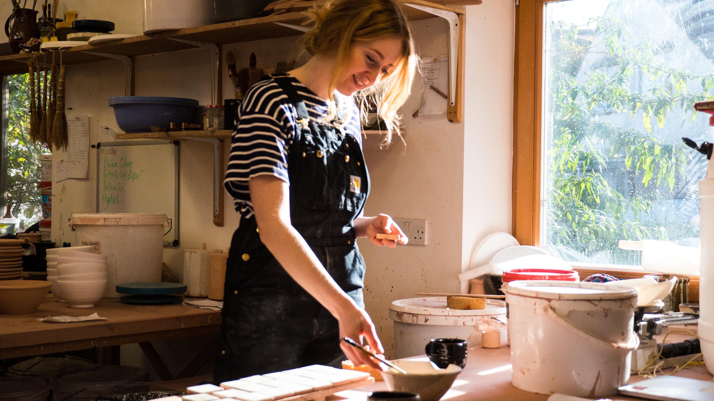 Shannon Bartlett-Smith. Photo by Charley Gaidoni.