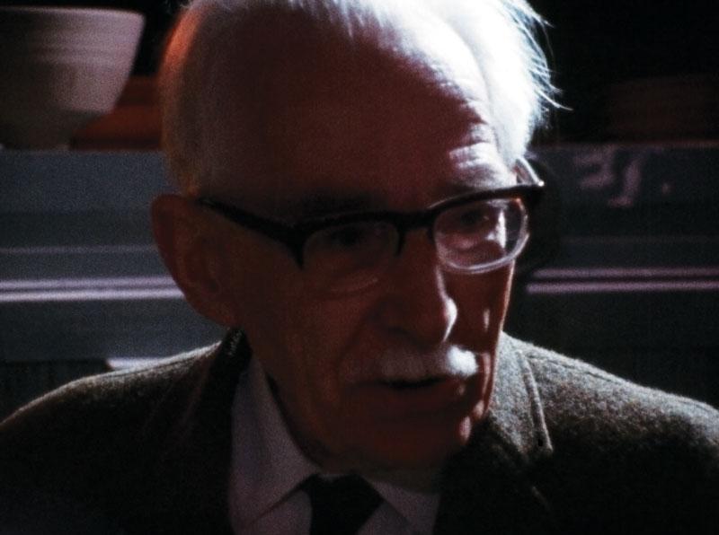 Film Still: Bernard Leach