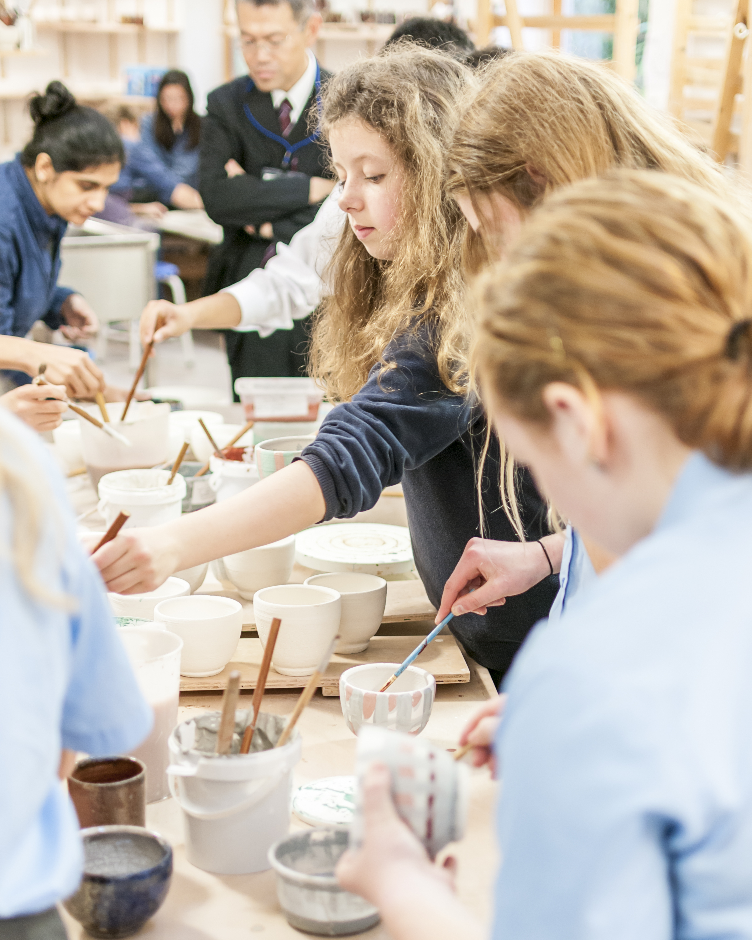 Glazing workshop
