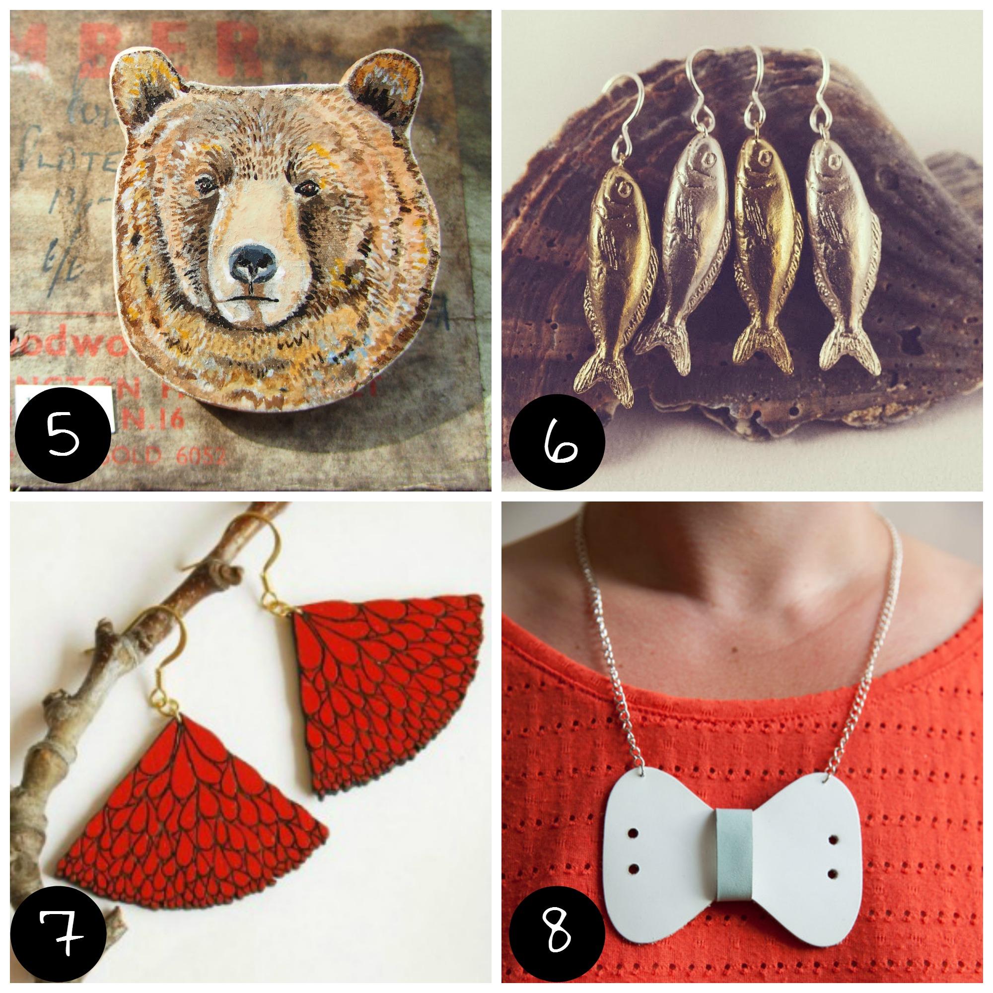 5.  Ethical History Museum  (Brixton - Sun 7 Dec), 6.  Chalk Designs  (Brixton - Sun 7 Dec), 7.  Manolo  (Dalston - Sun 30 Nov), 8.  Girl with Beads  (Peckham - Sat 13 Dec).