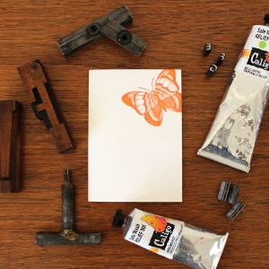 "Grey Letter Press  - ""Original, contemporary and beautiful letterpress greetings cards. Printed by hand on FSC-certified paper."""