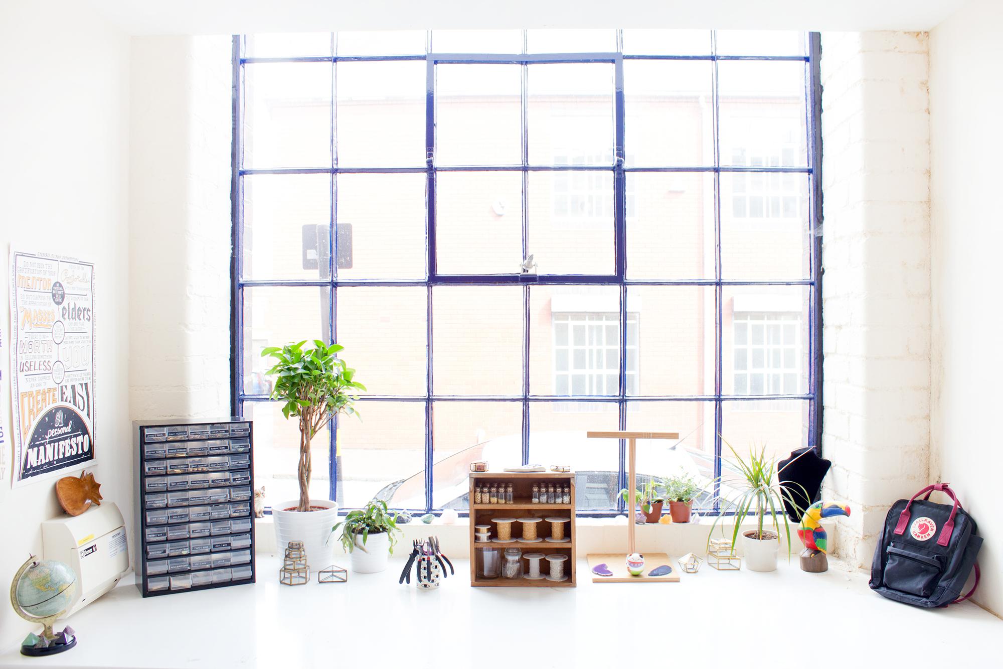 Sophie's Studio Space