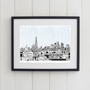 'View from Peckham' by Georgia Bosson & Cecily Vessey