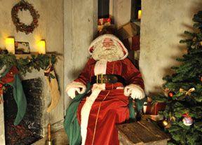 Santa for grown-ups!