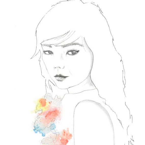 Lizzy Downes Illustration