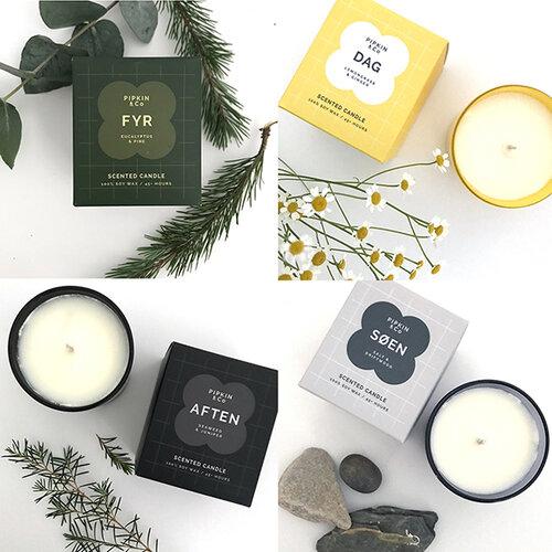 Pipkin&Co Candles
