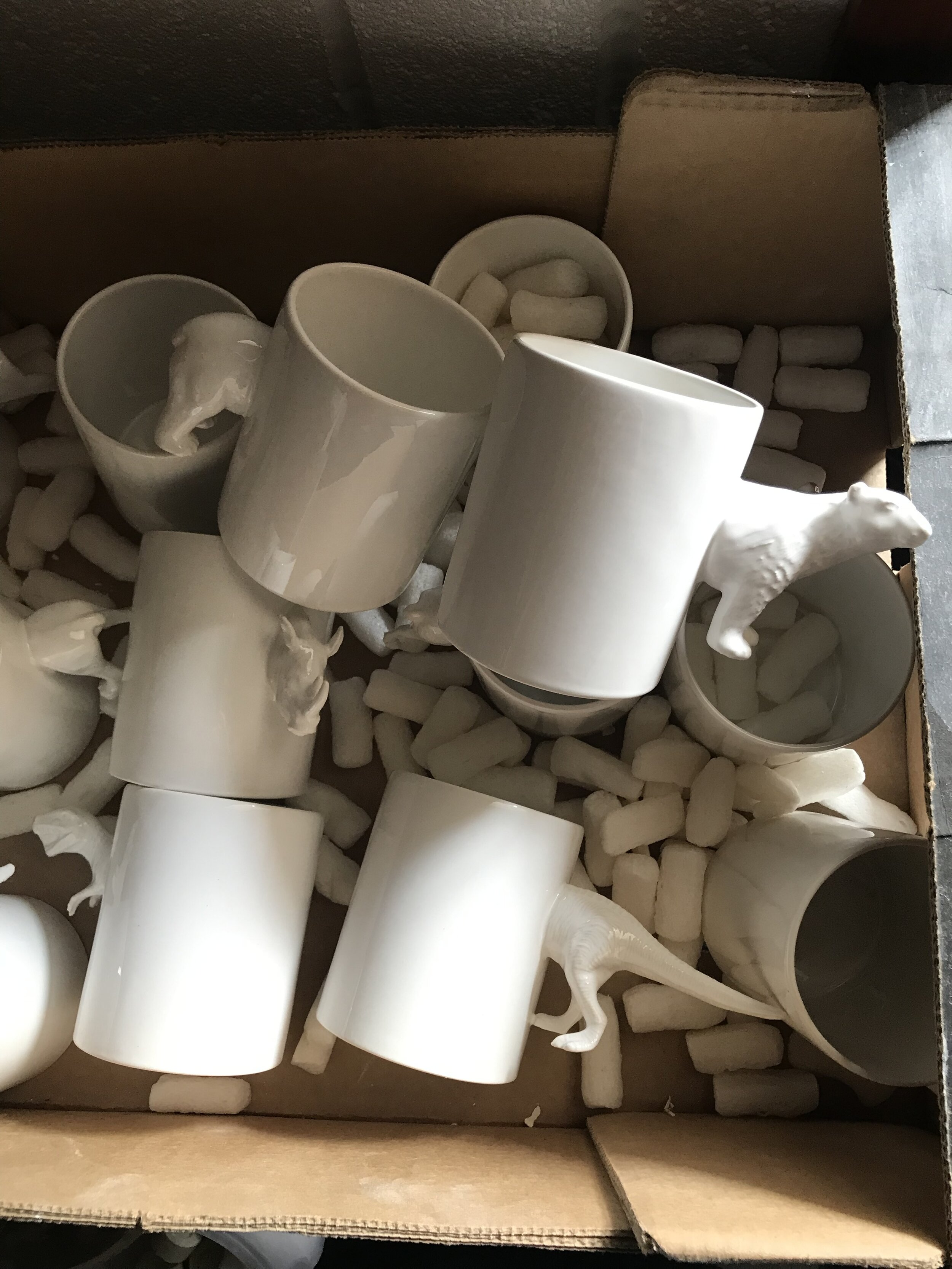 Yas Ming ceramics