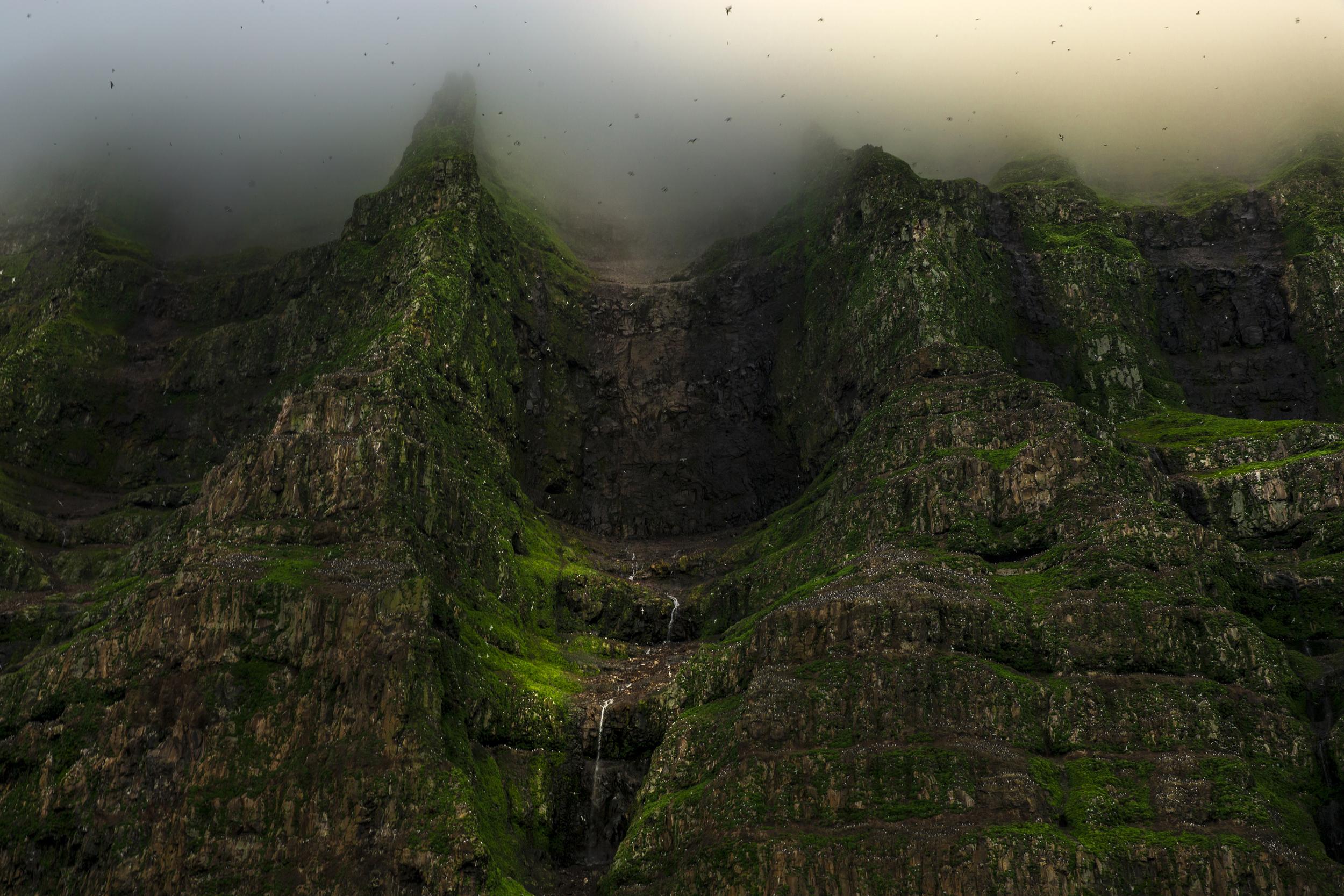 Cliffs near Hornstrandir.jpg