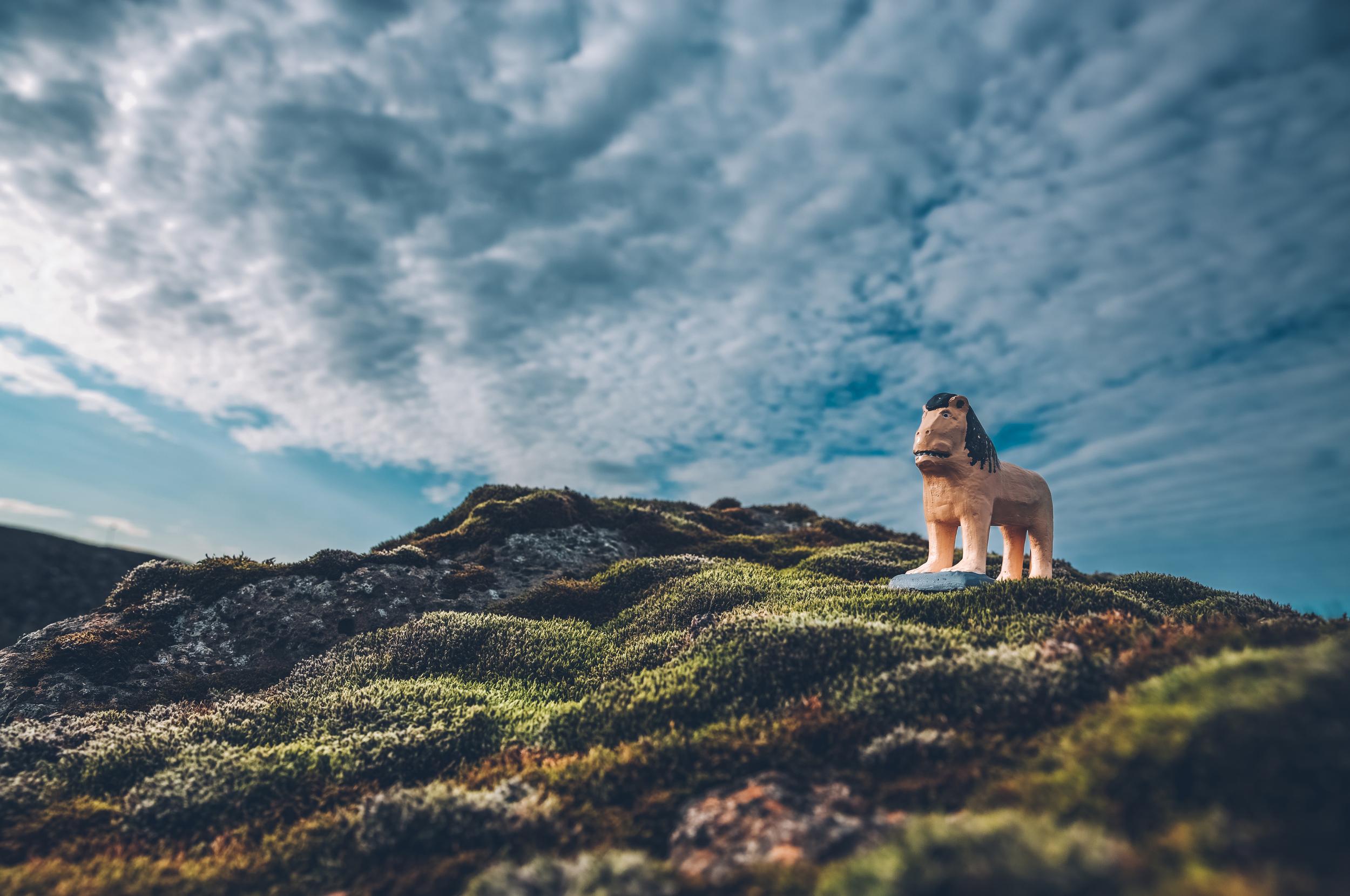 Samúel Jónsson´s lion.jpg