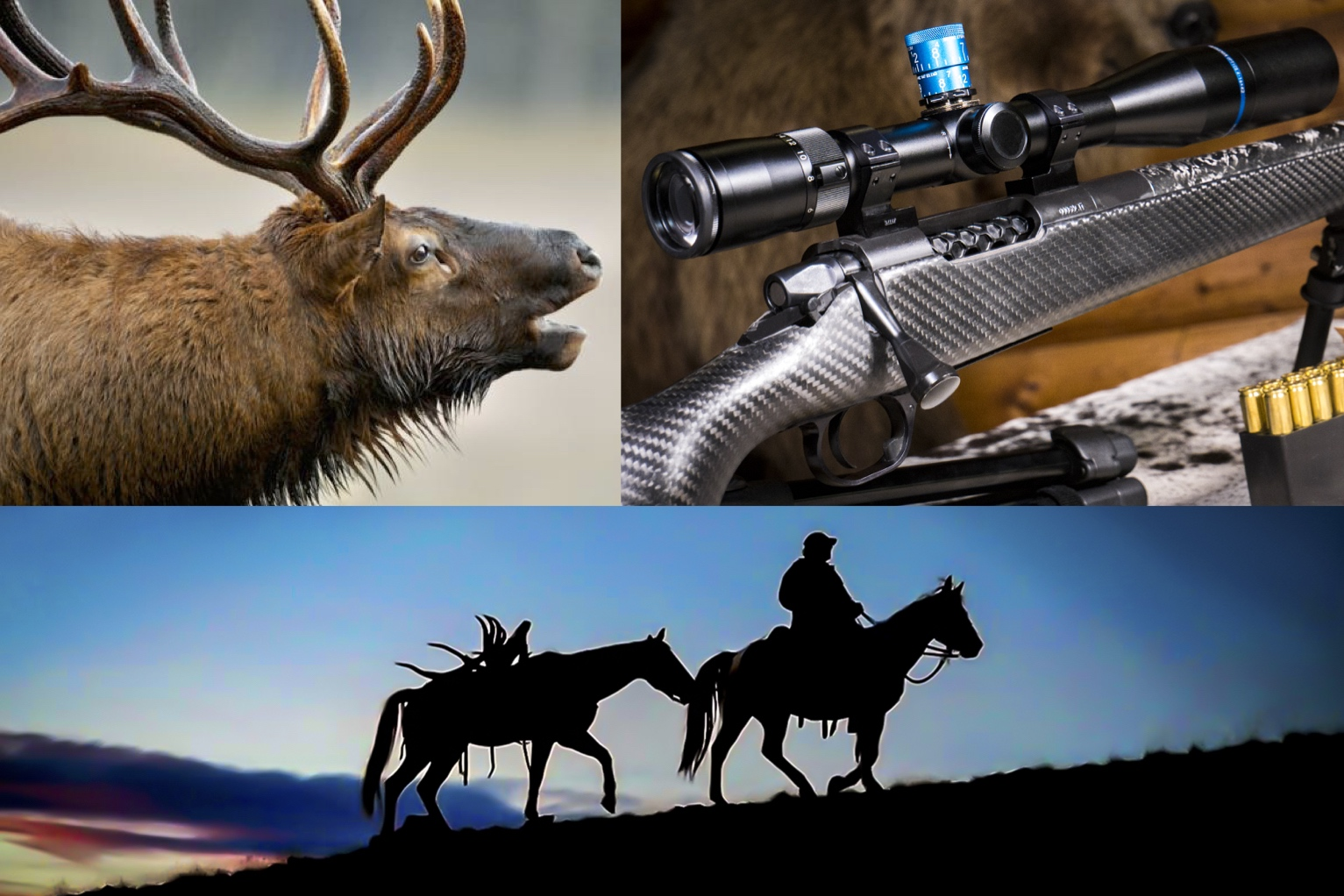 Grand Prize - The Grand Prize winner will have the opportunity to participate in the fall 2019 rifle elk hunt on North Cumberland WMA in the premier Elk Hunting Zone 1. The Grand Prize winner will also receive The Best of the West Mountain Scout Rifle in 6.5 PRC topped with a Huskemaw 4-16x42 Blue Diamond long range scope. (Valued at $8,900) But that's not all, the winner can have their elk hunt filmed for an episode of The Best of the West outdoor television series.