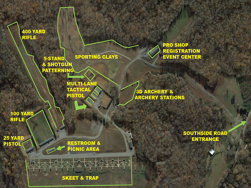 Montgomery County Shooting Complex — Tennessee Wildlife