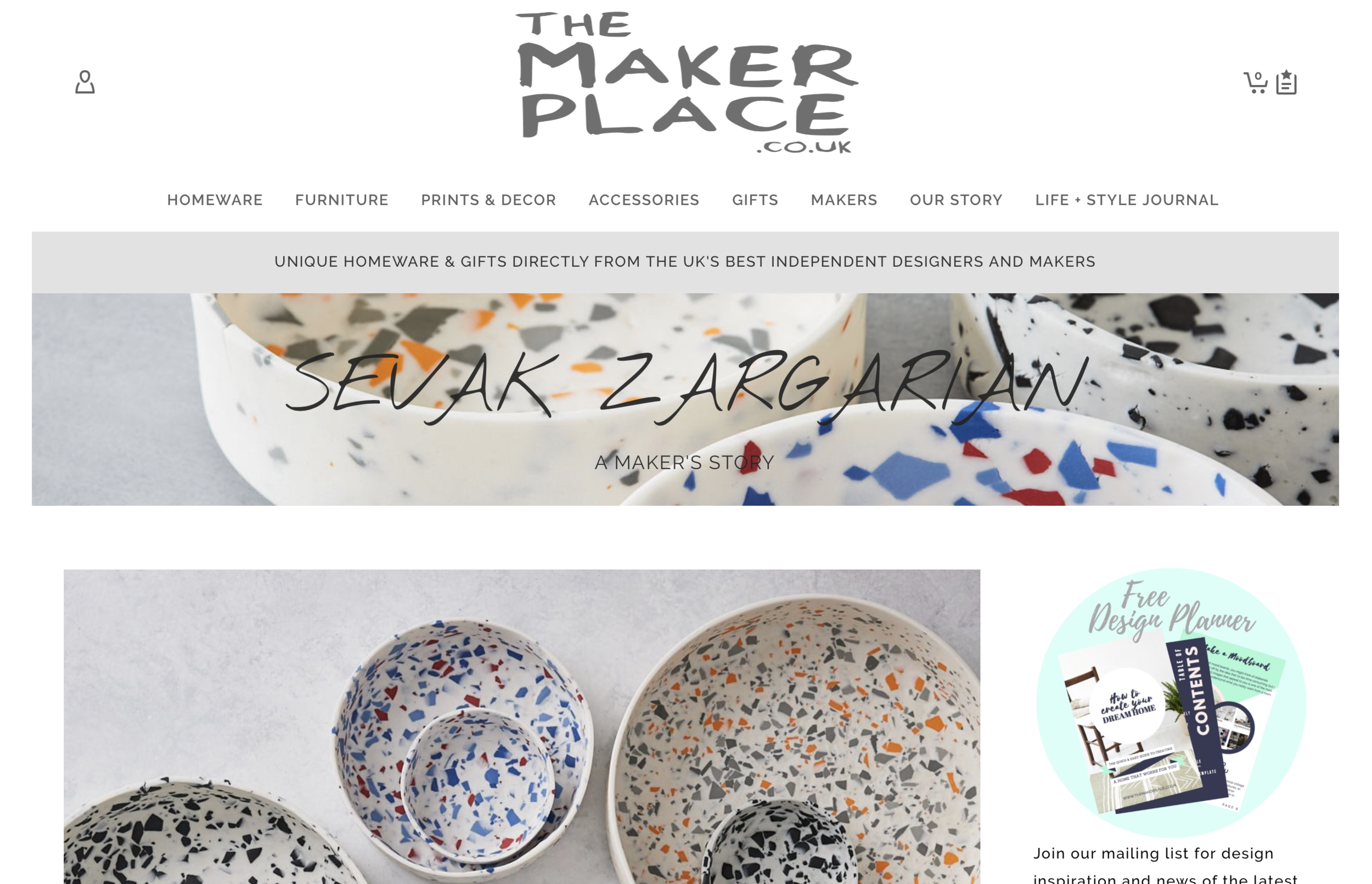 The Maker Place / Oct '16