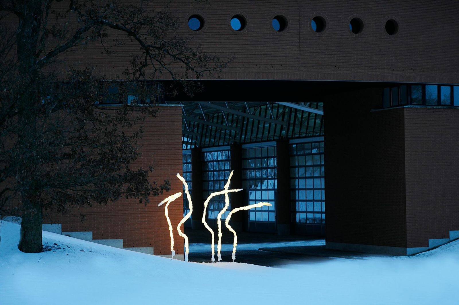LED Technik für Leuchte Joshua Indoor / Outdoor