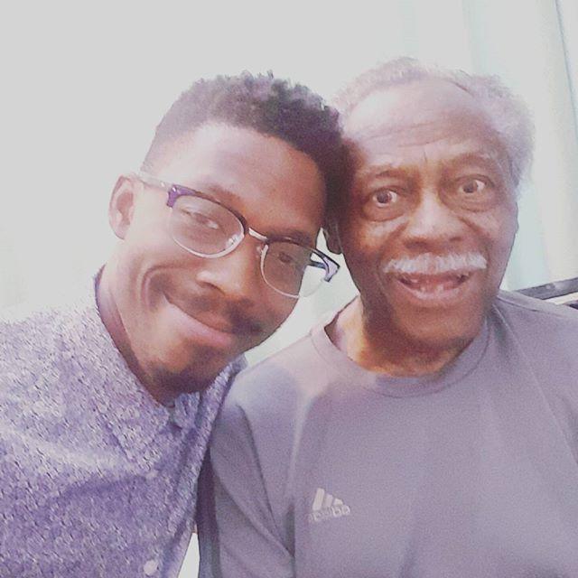 First year in heaven.  I love grandpa!