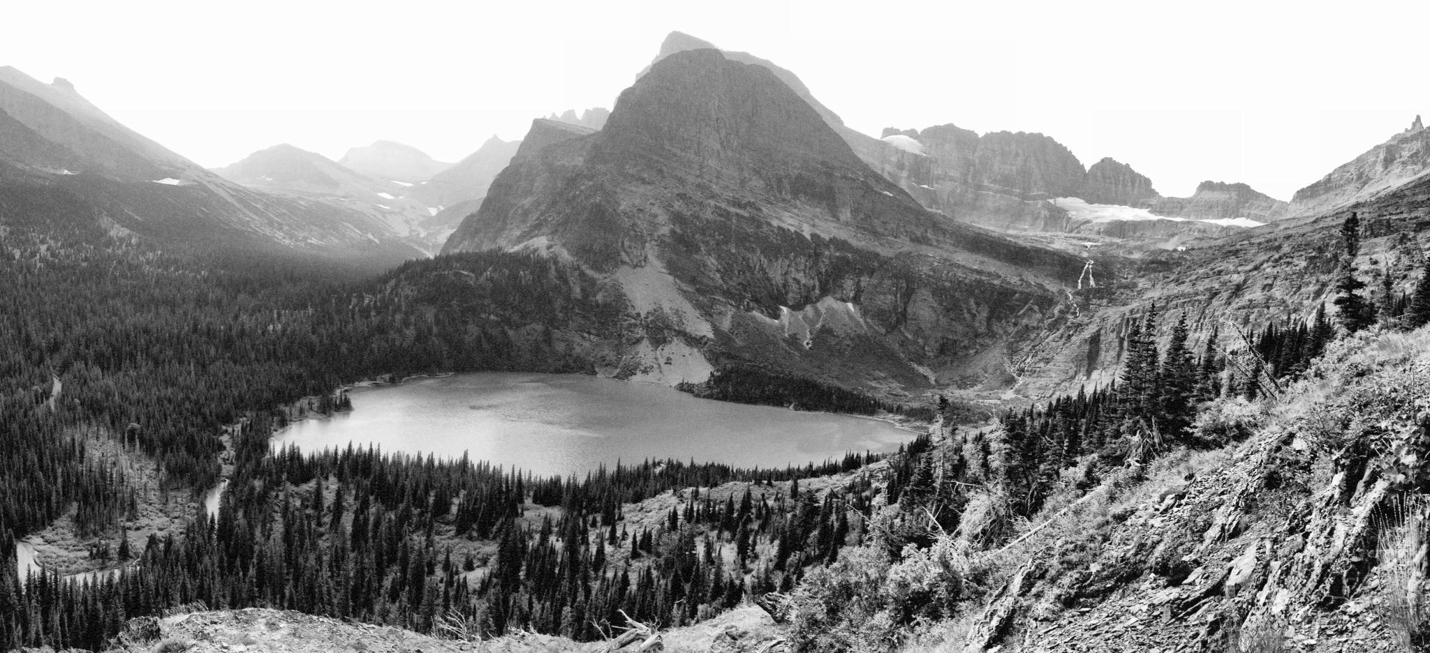 Grinnell Glacier Trail, Glacier National Park, Montana   Purchase