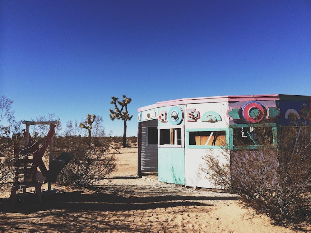 High Desert Test Sites: Noah Purifoy's Desert Art Museum of Assemblage Sculpture