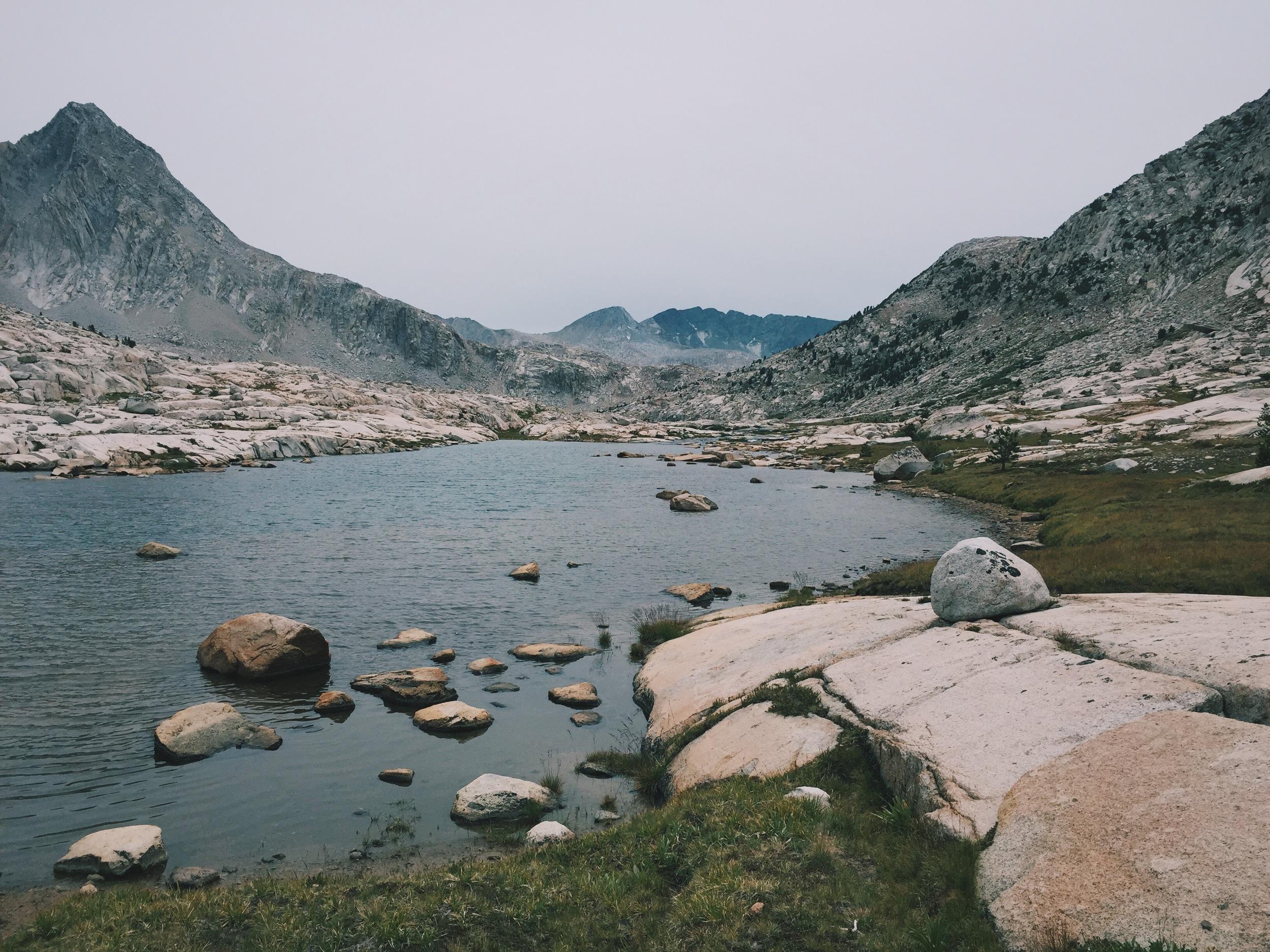 Sapphire Lake