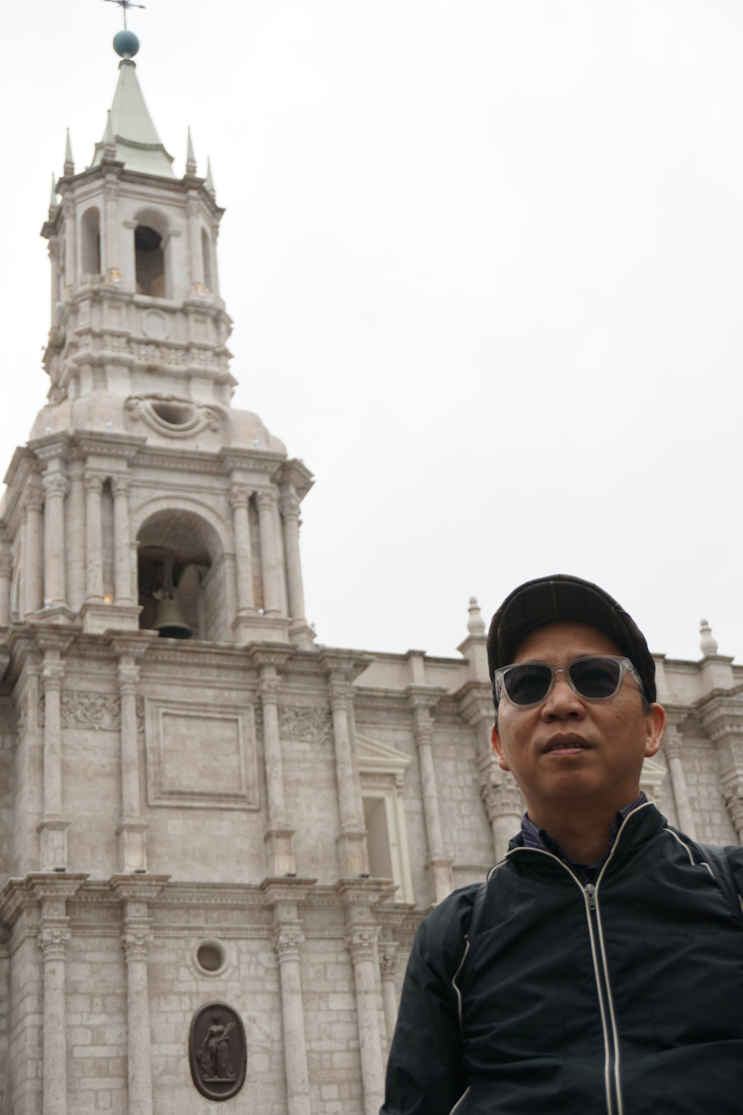 Arequipa's cathedral