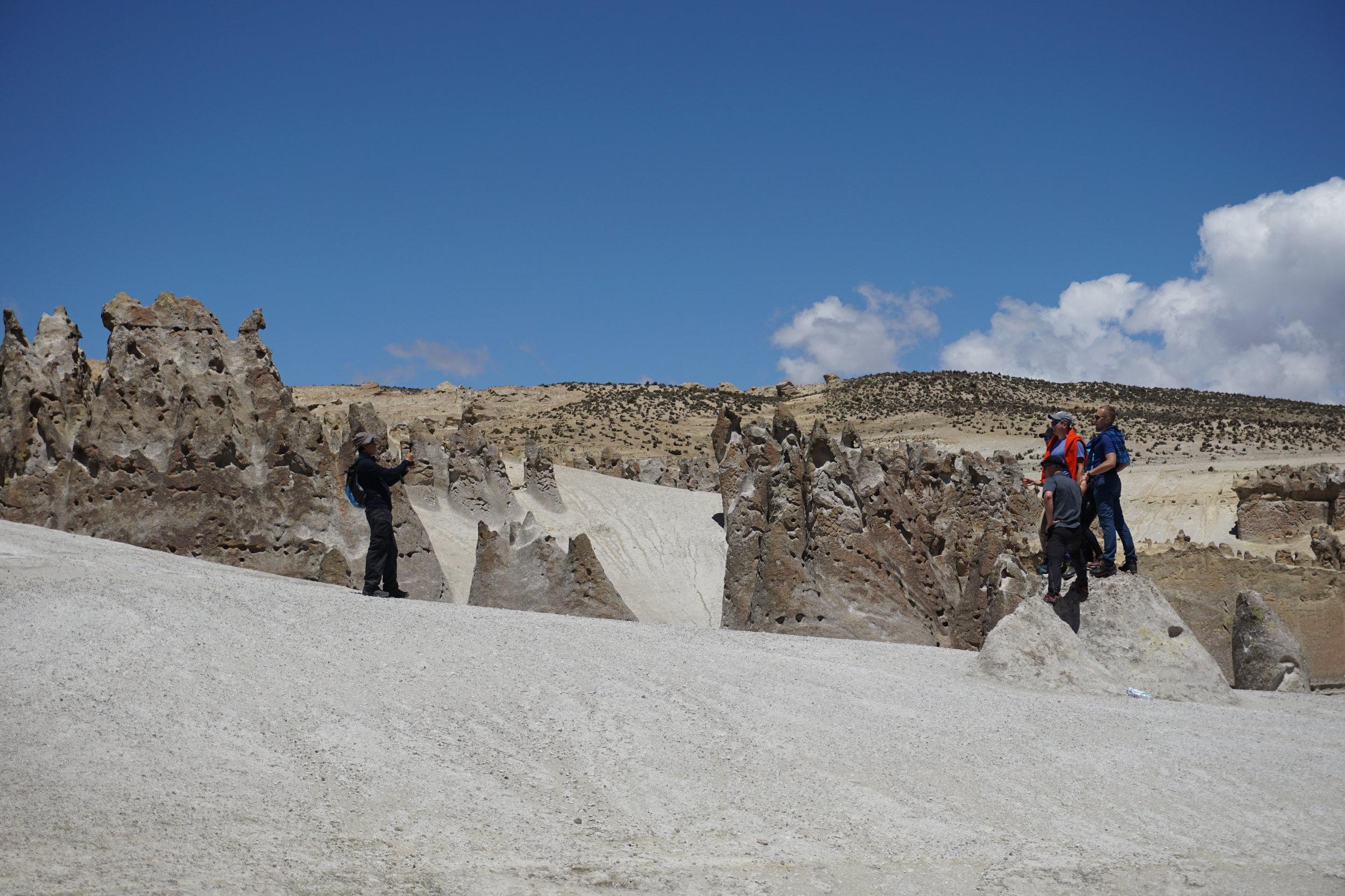Salidas y Aguada Blanca National Reserve