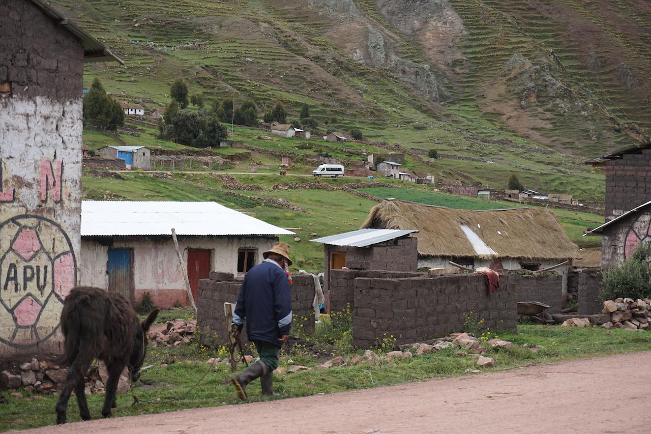 The village of Japura
