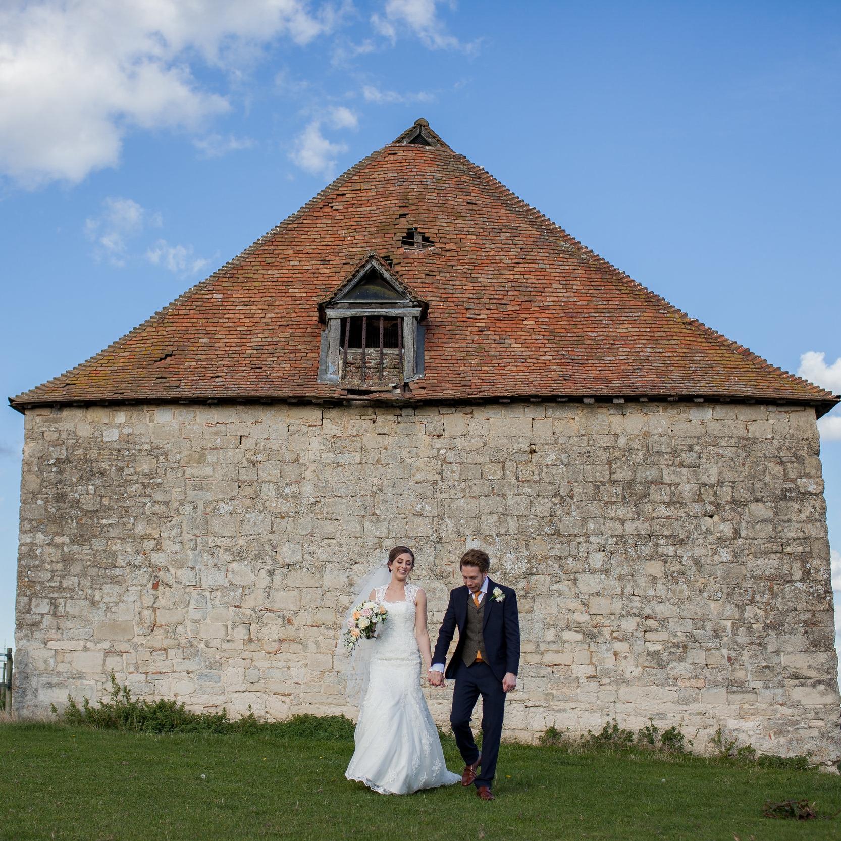 Emily & Mark - Notley Tythe Barn