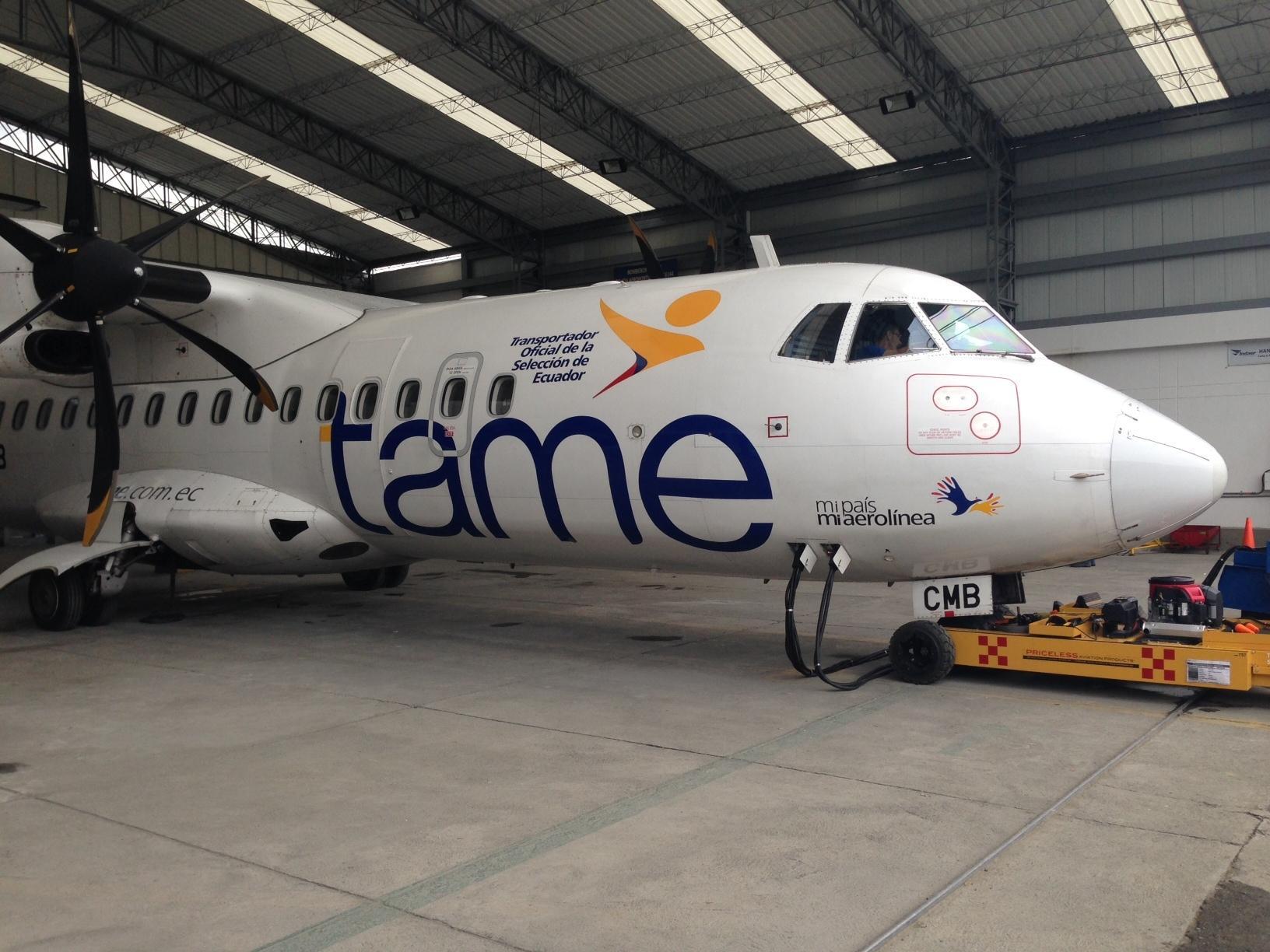 ATR Heavy maintenance
