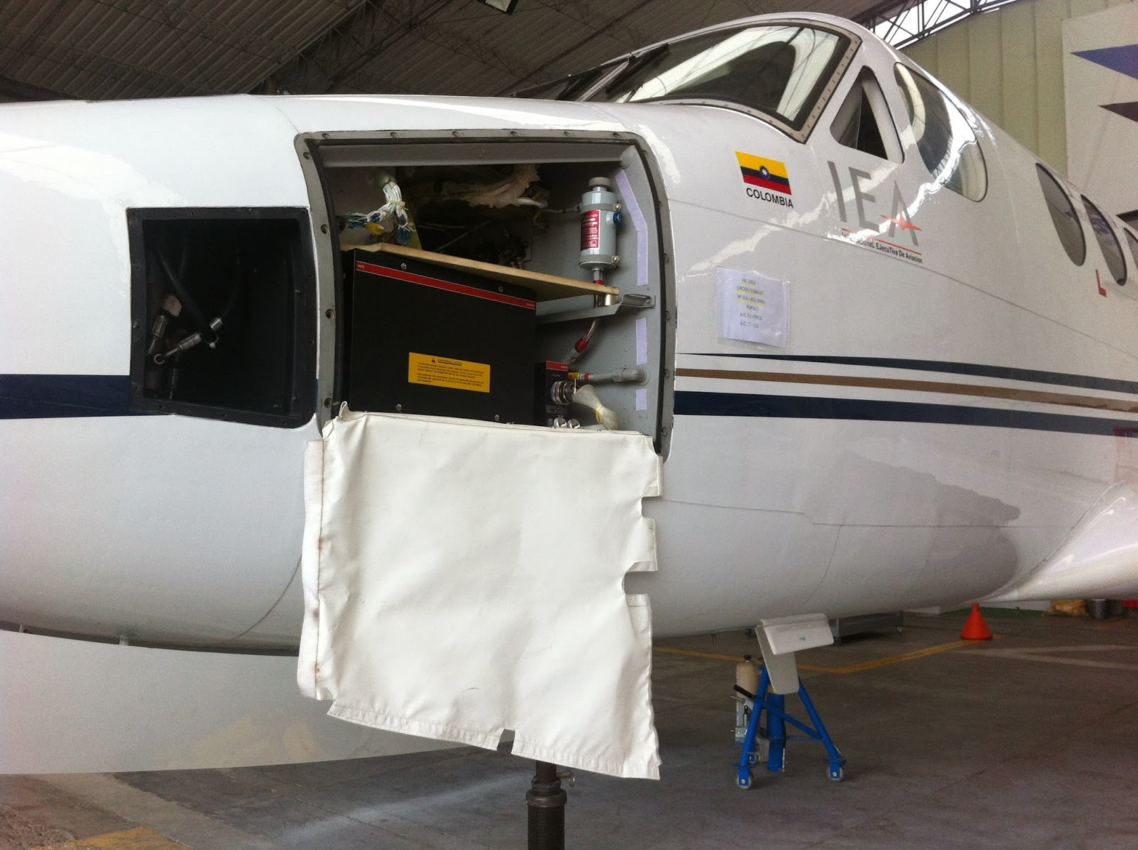 King Air Maintenance