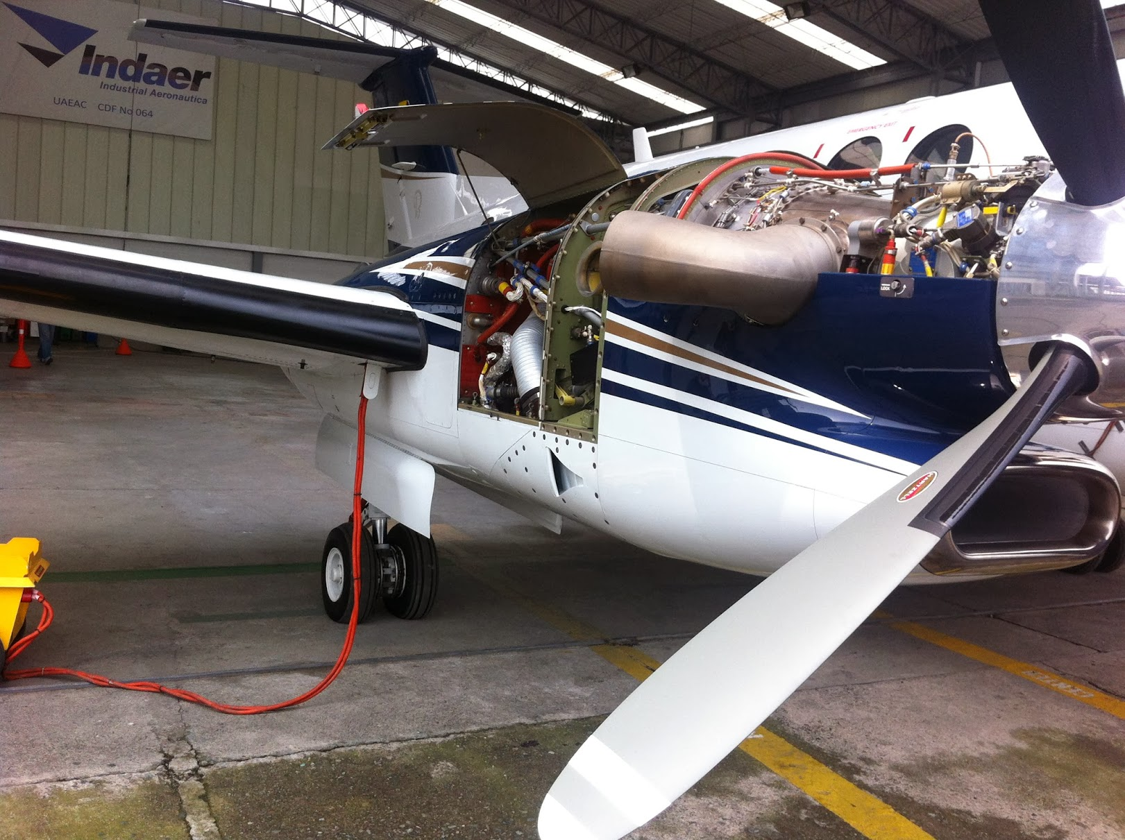 King Air Troubleshooting