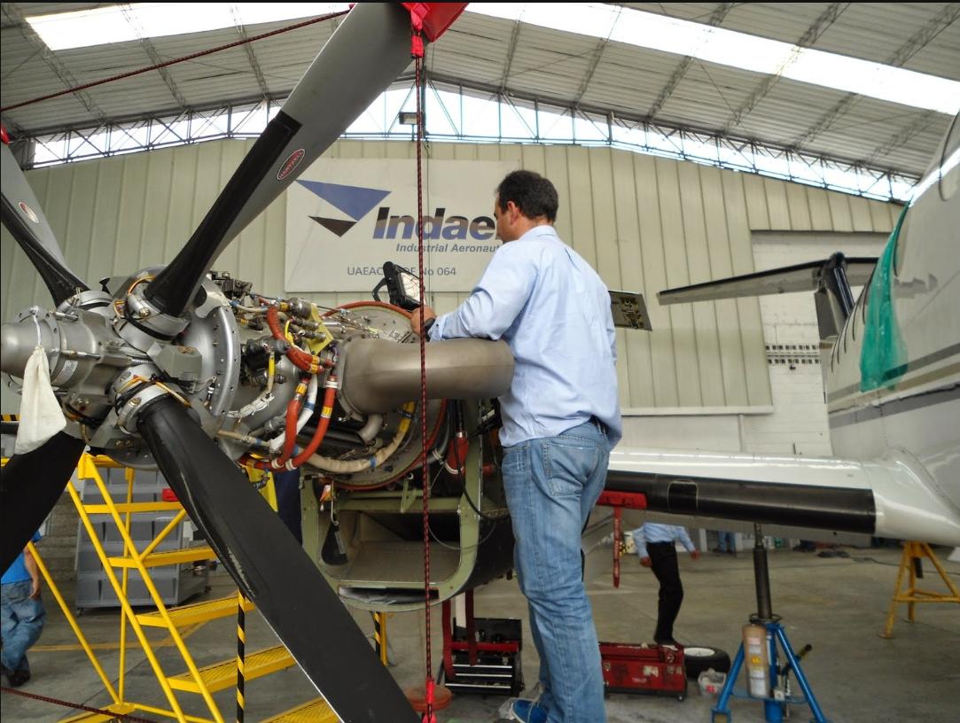 King Air Engine Borescopes