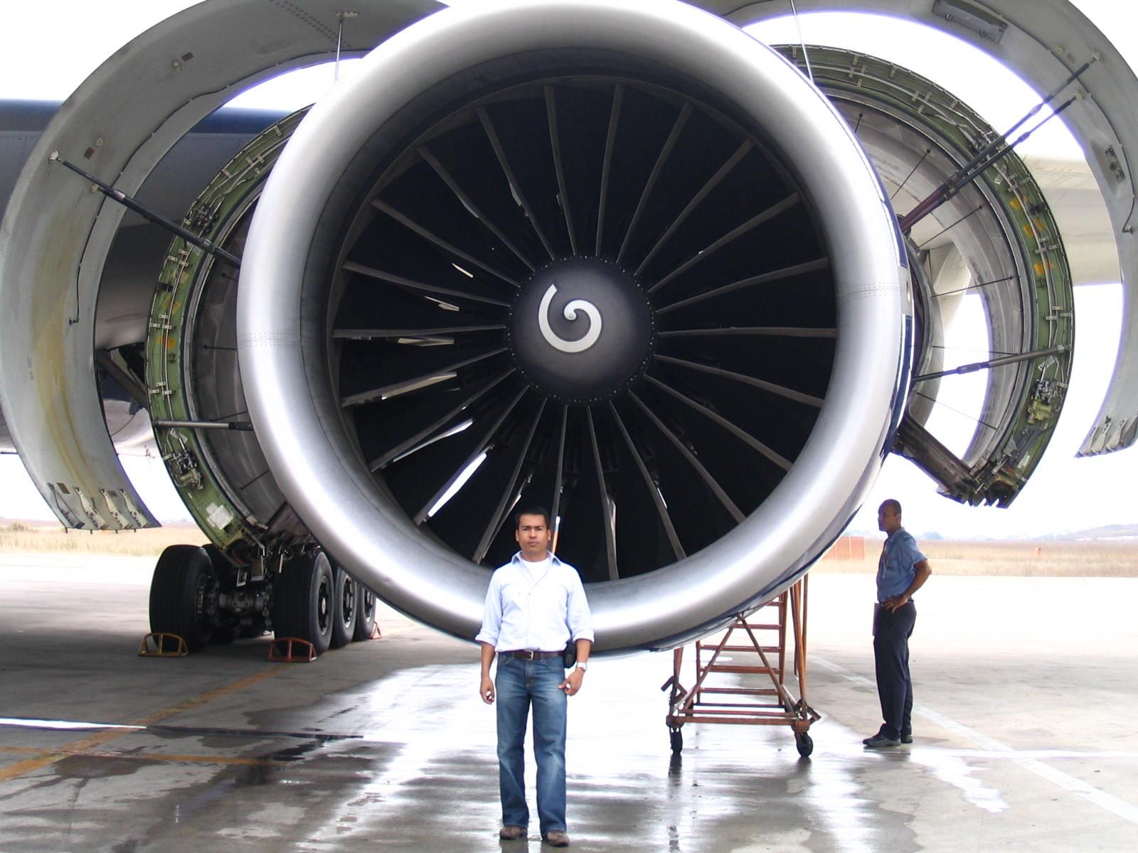 Engine Shop visit management
