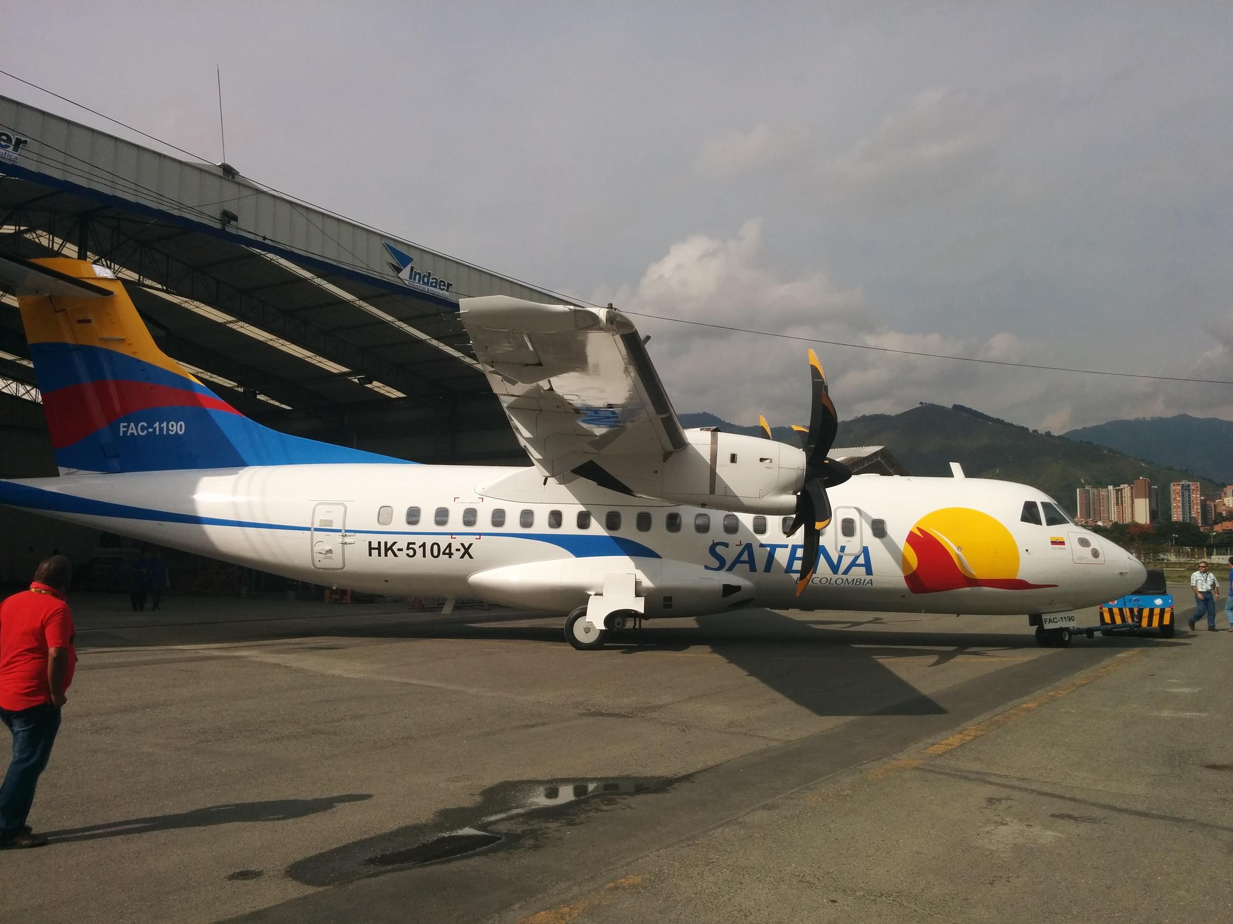 ATR 42. External Liveries